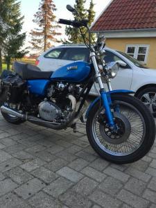 Yamaha XS650 til salg på MCsalg.dk