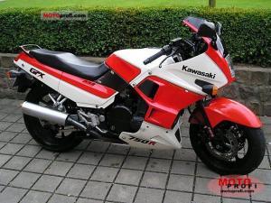 Kawasaki Gpx 750 r til salg på MCsalg.dk