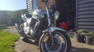 Honda CBF 500 til salg på MCsalg.dk