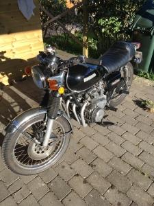 Honda  CB 500 Four til salg på MCsalg.dk