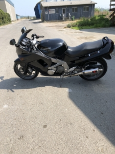Kawasaki  ZZR600 til salg på MCsalg.dk