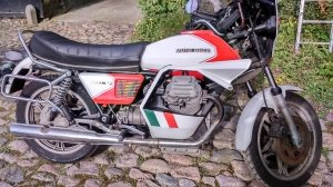 Moto Guzzi Sp 1000 til salg på MCsalg.dk