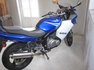 Suzuki GS 500 F til salg på MCsalg.dk