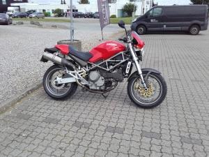 Ducati  Monster 900 til salg på MCsalg.dk