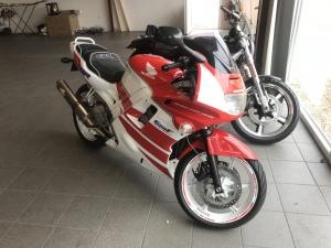 Honda CBR600 til salg på MCsalg.dk