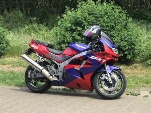 Kawasaki  Zx6r  til salg på MCsalg.dk