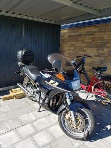 Yamaha  FJ 1200 til salg på MCsalg.dk
