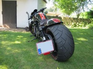 Harley-Davidson Night Rod Special til salg på MCsalg.dk