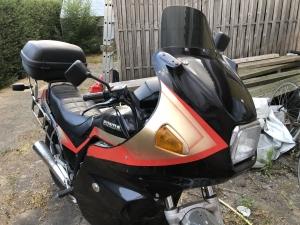 Honda  VF 750 til salg på MCsalg.dk