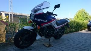 Honda  VG 500 F til salg på MCsalg.dk