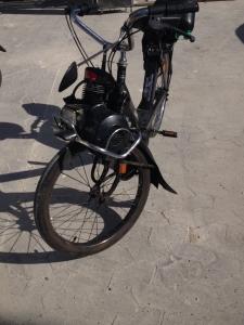 el cykel velo solex til salg på MCsalg.dk