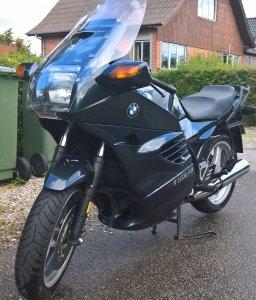 BMW K1100RS til salg på MCsalg.dk