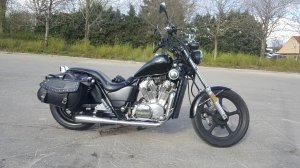 honda  shadow 700c custom