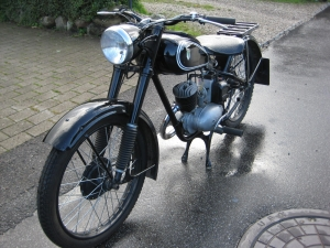 DKW 125 R2 til salg på MCsalg.dk
