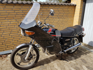 HONDA cx500 til salg på MCsalg.dk