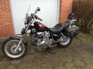 Yamaha xv 1100 Virago til salg på MCsalg.dk