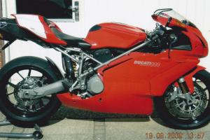 Ducati 999 superbike til salg på MCsalg.dk