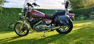 Honda  VT 1100 Shadow