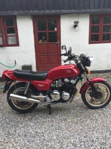 Honda Bol d'or  CB900F til salg på MCsalg.dk