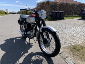 BSA B 40 til salg på MCsalg.dk