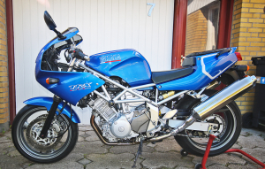 YAMAHA TRX 850 TRX 850 til salg på MCsalg.dk