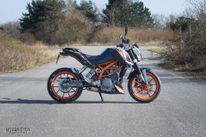 KTM 390 Duke til salg på MCsalg.dk